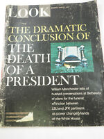 Look magazine March 7 1967 - the dramatic conclusion of the death of a president