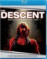 The Descent Blu ray Disc 2007 Original unrated Uncut Bluray Shauna Macdonald