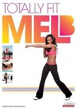 Totally Fit - Mel B (DVD, 2010) - Region 4
