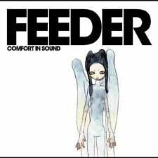 FEEDER - Comfort in Sound, CD, like new, ex music store stock