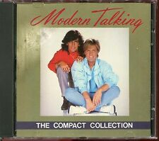 MODERN TALKING - THE COMPACT COLLECTION - BEST OF CD ALBUM [2893]