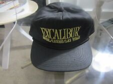 Vintage EXCALIBUR HOTEL CASINO LAS VEGAS Keno Hat Used