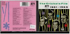 CD - 2207 - THE CRICKETS FILE -1961 - 1965