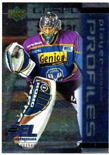 DEL 00/01 Player Profiles P8 Boris Rousson München Barons