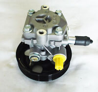 New Power Steering Pump For Mitsubishi Outlander 2.4Petrol CU5W - 4WD 2001-2006