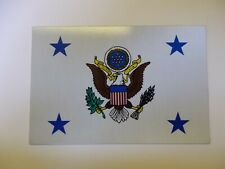 P-4 1970's -80's US Car Plate Licence Assistant Secretary of the Army  WA1