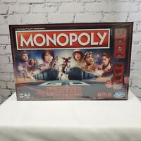 Monopoly Stranger Things Edition Board Game Kids and Adults Brand New Sealed