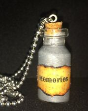Memories Glass Potion Bottle Necklace Cosplay 2ml Fan Of Harry Potter