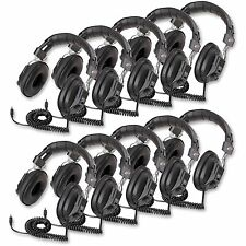 Califone International Stereo Headphones Class Pack Black 3068AV10L