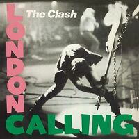 THE CLASH - LONDON CALLING 2 VINYL LP NEU