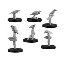 Kromlech BNIB Plague Undead Warriors Chaos Scenics - Birds of Prey