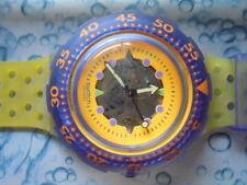vintage montre swatch hyppocampus