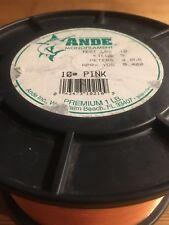 Ande Premium Monofilament 10 Lbs. test, 1 Lb Spool Appr. 5,400 Yrds. +/-