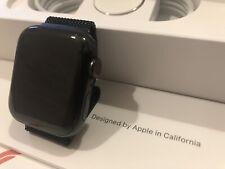 Apple Watch Series 5 40 mm Cellular Caja de acero inoxidable en negro espacial