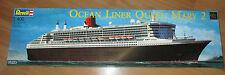 Liner Queen Marry II QM2 Cunard Line Revell 05223 Bausatz Kit 1:400