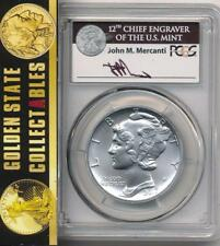 2017 (P) $25 PALLADIUM EAGLE PCGS MS70 FIRST DAY OF ISSUE MERCANTI SIGNED POP 50
