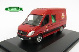 BNIB OO GAUGE OXFORD 1:76 76MSV003 Mercedes Sprinter Van Royal Mail