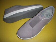 CLOUDSTEPPERS by Clarks Arla Sage Slip-On Sneakers Women's 10 W Grey 10W