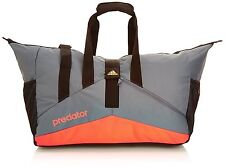 Adidas Predator Medium Holdall Bag - Grey/Red