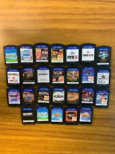 PS Vita Sony Playstation Various game software video game No case Used JAPAN