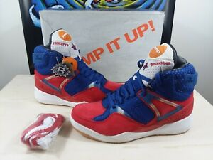 "Reebok The Pump Certified X Concepts ""Reggie Lewis"" 25th Anniversary..."