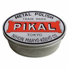 F/S Pikal Metal Polish Wax 250g with Abrasive