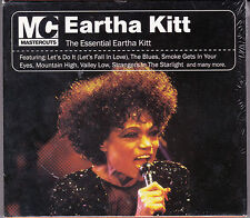 "CD 18T EARTHA KITT "" THE ESSENTIAL "" 2007 BEST OF IMPORT UK NEUF SCELLE"