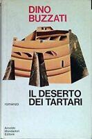 Il deserto dei Tartari - Dino Buzzati - Mondadori, 1972