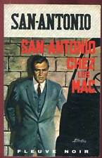 SAN-ANTONIO: SPECIAL-POLICE 281. REEDITION. 1969.