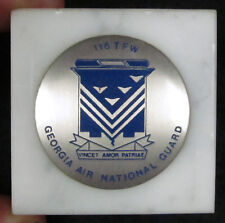 116th Tactical Fighter Wing Georgia Air National Guard 1973-1992, Robins AFB, GA