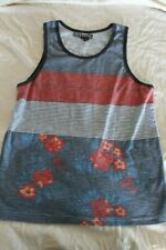 Men's Tank Tops 2  ~DISTORTION~   SZ S   LN!!