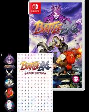 Battle Axe Badge Edition Nintendo Switch Neuf sous blister