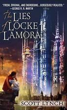 NEW The Lies of Locke Lamora (Gentleman Bastards) by Scott Lynch