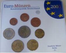Duitsland BU FDC set 2003 1 cent t/m 2 euro A - coffret Allemagne Germany UNC