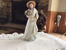Homco Figurine #1468 Lady