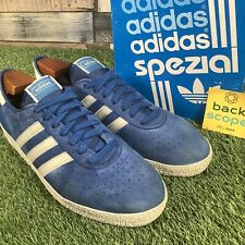 UK10 Adidas Munchen Super Spezial Trainers - Football Casuals SPZL - LG - Boxed