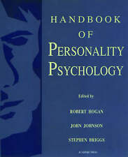 Handbook of Personality Psychology by