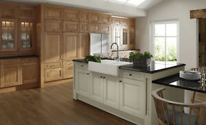 Jefferson Painted Ivory Kitchen, Rigid Built, Traditional classic Kitchens