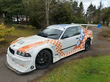 BMW E36 M3 Race Track Car - S54 Engine - Spaceframe Front End