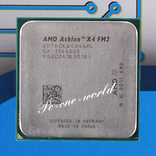 100% Work AD760KWOA44HL AMD Athlon X4 760K 3.8 GHz Quad-Core Processor CPU FM2