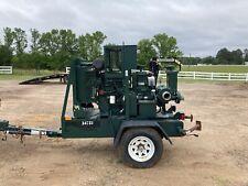 Generac 4� Dry-Prime Diesel Trash Pump (Diesel Water Pump)