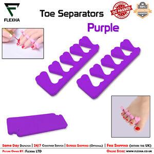 Toe Separator Soft Sponge Dividers Foam Nail Painting Art Manicure and Pedicure