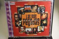 Las Mas Pegadas - Mas Pegadas, 2002 ,Music CD (NEW)