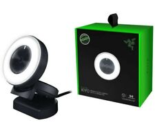 Razer Kiyo Full HD Webcam - Black (RZ1902320100R3M1)