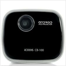 iCODIS CB-100 Jellybeam Android Pico OS DLP WiFi Bluetooth Portable Projector