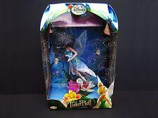 Disney Collector Fairies Doll Silvermist Fairy Brass Key Porcelain TinkerBell