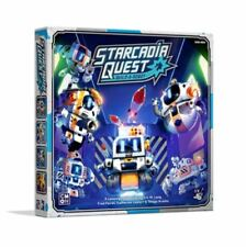 STARCADIA QUEST: BUILT-A-ROBOT Board Game New
