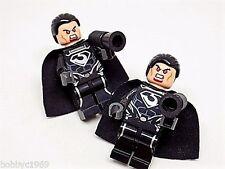Handmade LEGO® General Zod DC Super Hero Cufflinks, Gift Boxed!