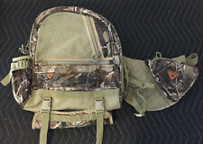 GamePlan Gear Spot-N-Stalk - Bow Hunting Bag - Shoulder Sling Realtree Hunting