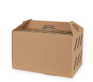 PPI Cardboard Animal Carriers Small and Large Good Price